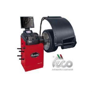 máy cân bằng lốp ý teco 680