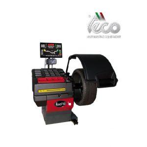 máy cân bằng lốp ý teco 730