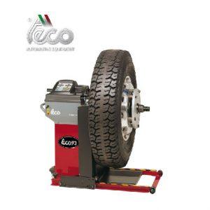 cân bằng lốp xe tải Teco 93
