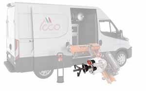 teco 900 truck
