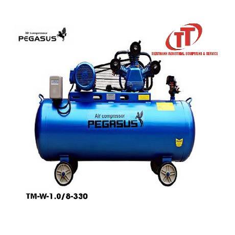 Máy nén khí 10HP Pegasus TM-W-1.0/8-330 - Dung tích 330L