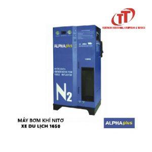 máy bơm khí nito alpha plus 1650