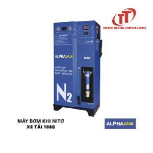 bơm khí nito alpha plus 1860