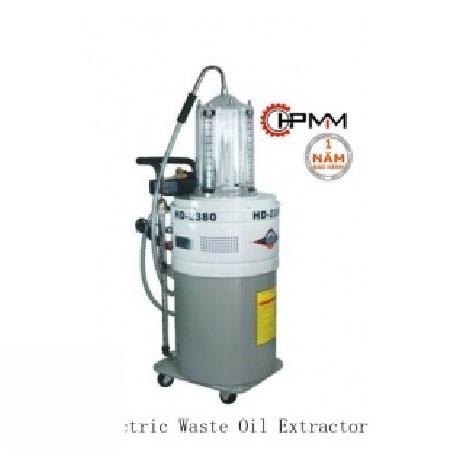 máy hút dầu thải điện HD-2380