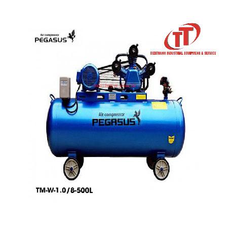 máy nén khí 10 hp pegasus 500 lít 8